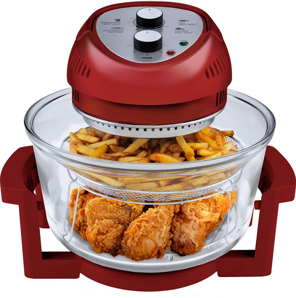 No Oil French Fries - Air Fryer Cooker