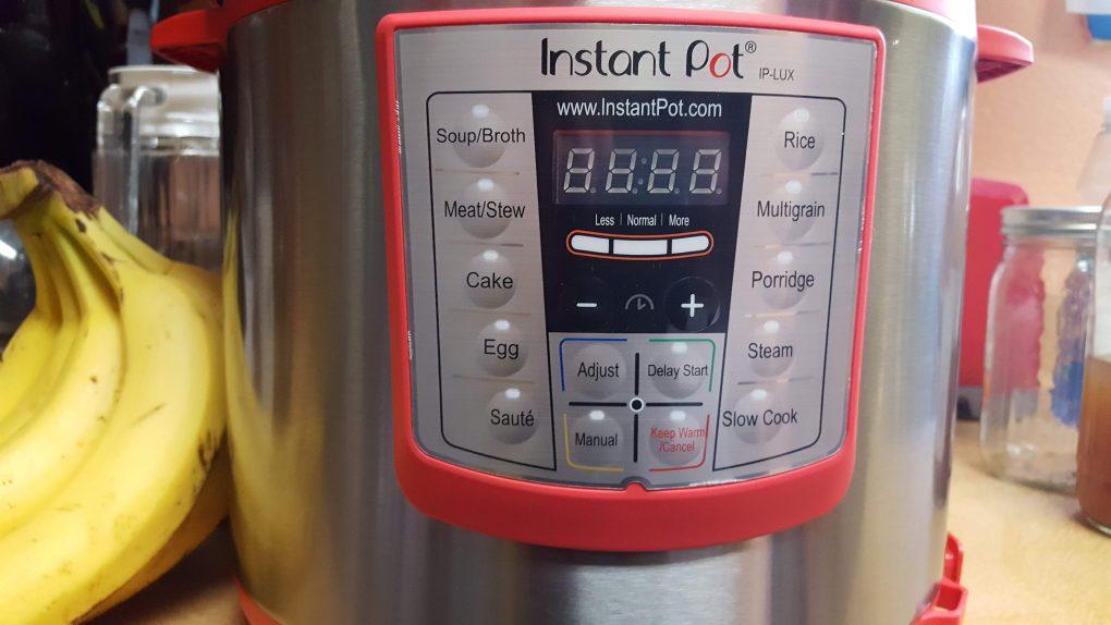Instant Pot Pressure Cooker Chili
